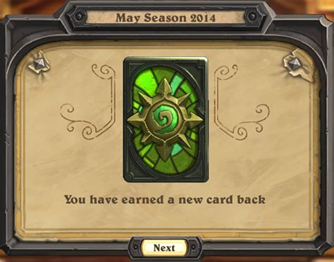 best back cards hearthstone card backs list and how to unlock them