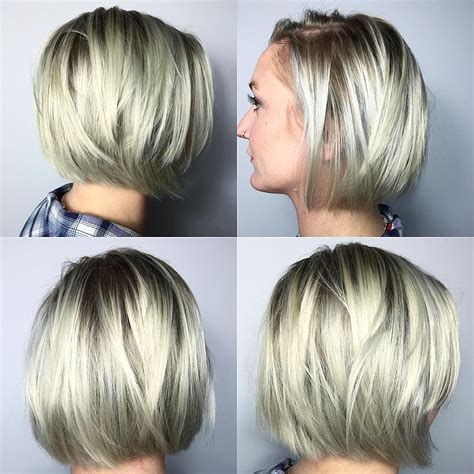 edgy haircuts for fine hair medium edgy bob haircuts for straight thin hair different
