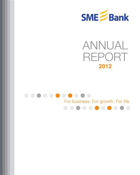 2012 Annual Report by Smebank 2012 Annual Report By Haris Subandie Md Suhaimin Issuu