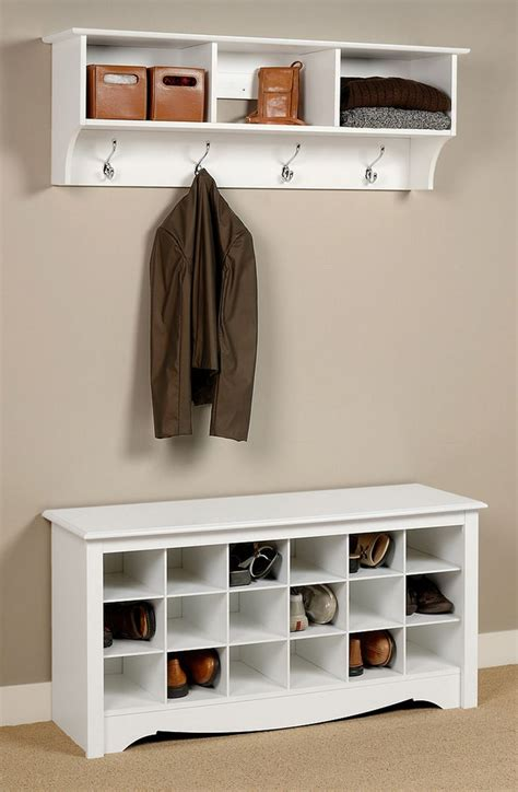 mudroom benches with shoe storage this shoe organizer doubles as a bench perfect for a