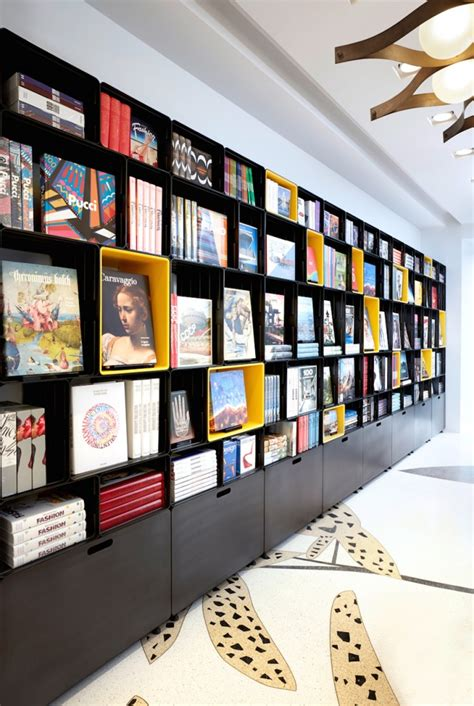 bookstore bookshelves judging a bookstore by its cover design indaba