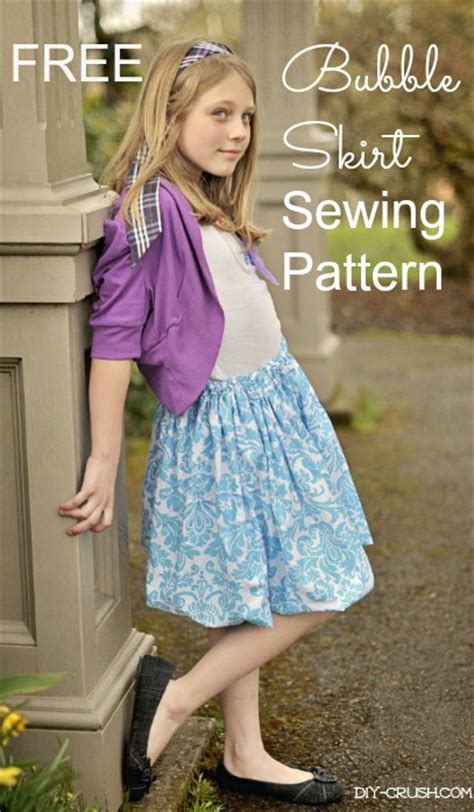 bubble skirt tutorial with free pattern sew mama sew bubble skirt sewing pattern diy crush