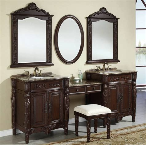 bathroom makeup vanity and sink 87 inch double vanities vanity make up stool