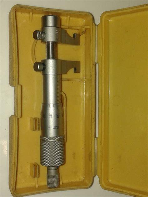 micrometro interno micr 244 metro interno insize do brasil