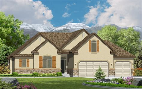 rambler home plans utah get house design ideas