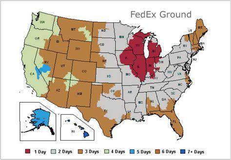 fedex shipping map shipping maps mcgrath printing custom apparel
