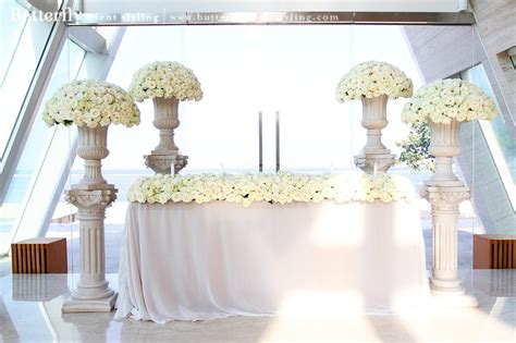 Wedding Conceptor by Grecian White Butterfly Event Styling