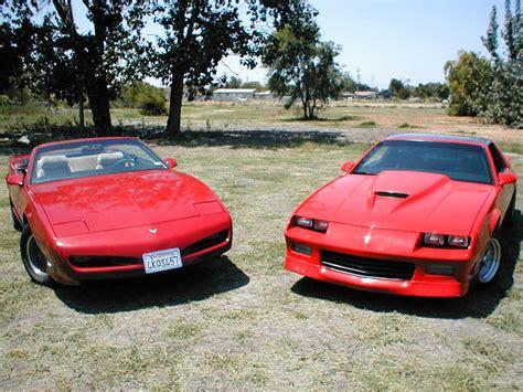 camaro rs 89 91 firebird and 89 camaro rs third generation f