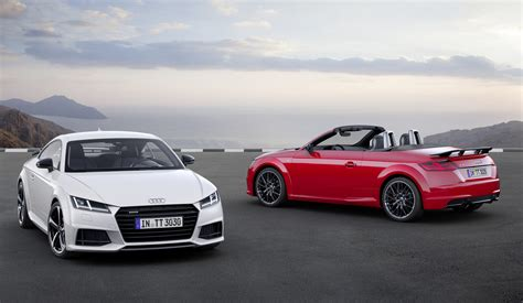 audi tt 2017 audi tt gets sporty s line competition package