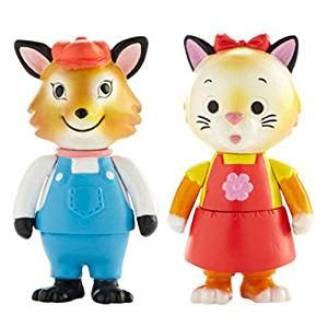 Sally Figure Tipe B richard scarry busytown mr fix it and sally figure pack toys