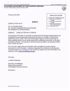 Support Letter Pdf Child Support Agreement Letter Exle Template Update234 Template Update234