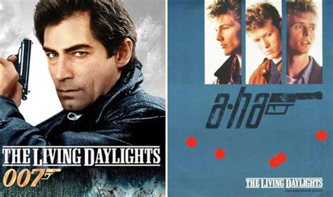 timothy dalton james bond a ha james bond a ha speak out on the living daylights theme