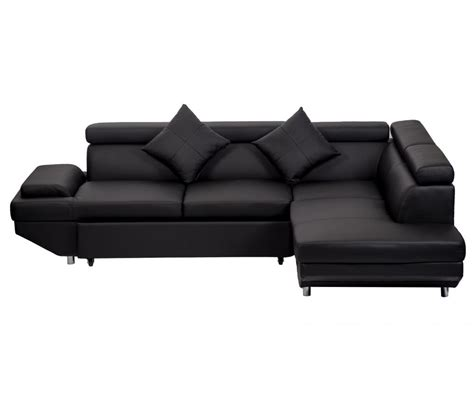 black modern sofa bed contemporary sectional modern sofa bed black with