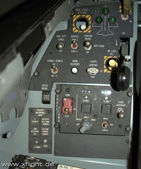 Jam Switch Army what do all of the controls in an f16 fighter jet s