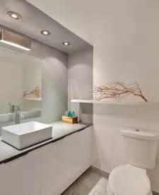 Impressive modern minimalist bathroom interior design