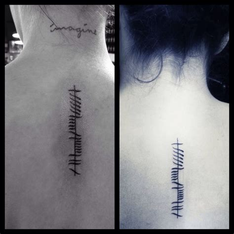 soul sister tattoos best 25 ogham ideas on