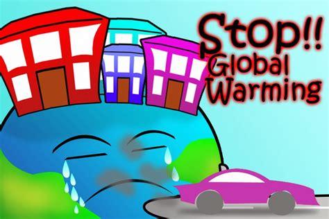 cara membuat poster global warming 41 contoh gambar poster lingkungan unik menarik terbaru