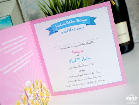 Custom Wedding Stationery by Sabrina Pip S Custom Wedding Stationery Wedfest