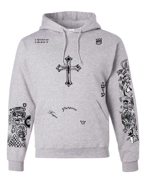 justin bieber tattoo sweatshirt justin bieber hooded sweatshirt justin