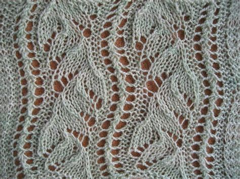 knitted lace lace the walker treasury project