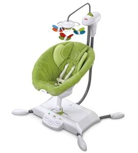 fisher price swing away mobile buy fisher price i glide cradle n swing graysonline