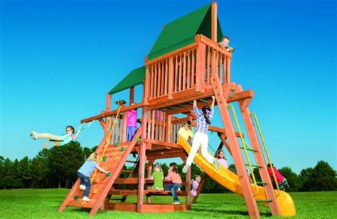 child life swing set kidz backyard childlife wooden playsets sacramento kidz