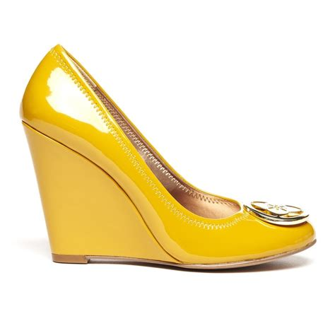 yellow wedges shoes shoes and more shoes