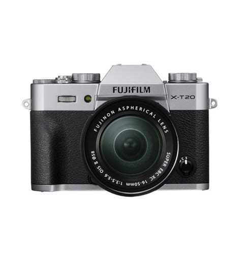 Fujifilm X T20 Kit16 50mm fujifilm x t20 kit16 50mm lens