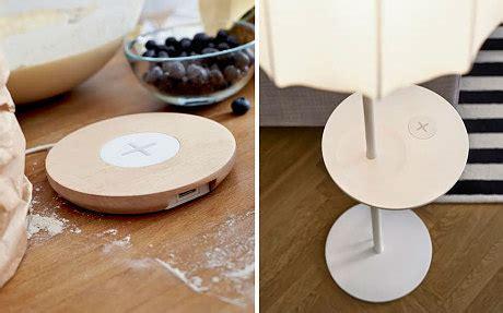 wireless charging l ikea ikea launches wireless charging furniture range telegraph