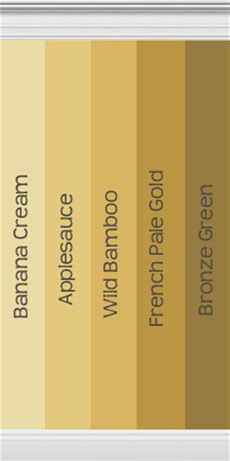 behr paint colors pale bamboo mod the sims collection of gold walls inspired by behr