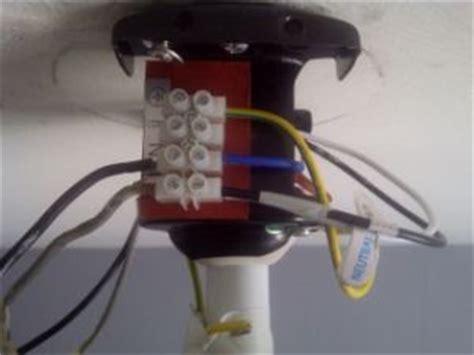 aide pour cablage electrique d un ventilateur et le au