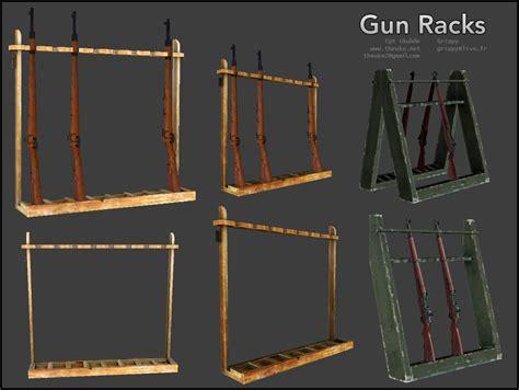 jajake choice wood wall gun rack plans