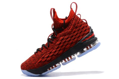 high quality basketball shoes high quality nike lebron 15 black sneakers s