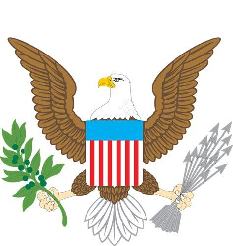 The Bald Eagle American Symbols eagle american emblem 183 free vector graphic on pixabay