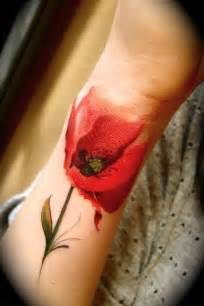 water color tatoo 12 ultra beautiful no line tattoos for pretty designs