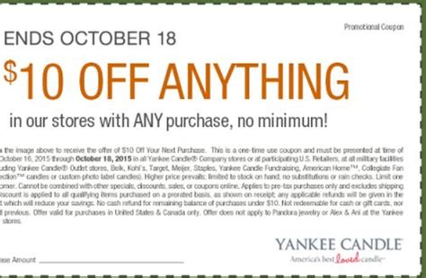 yankee candle printable coupons uk yankee candle coupons november 2018 cyber monday deals