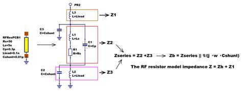 qucs resistors subcircuit and verilog a rf circuit models for axial and surface mounted resistors qucs help 0
