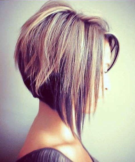 angled and feathered back hair dos best 25 reverse bob ideas on pinterest reverse bob