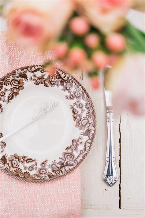 Pretty in Pink Bridal Shower Luncheon   TrueBlu