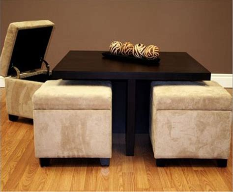 coffee table with storage ottomans underneath coffee table with storage ottomans underneath best