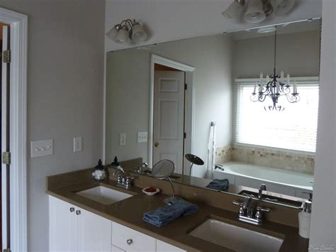 diy bathroom mirror frame ideas diy mirror frame bathroom ideas doherty house diy