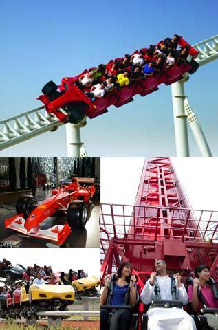 Ferrari Land In Dubai by Ferrari World Abu Dhabi Tickets Ferrari Theme Park Tickets