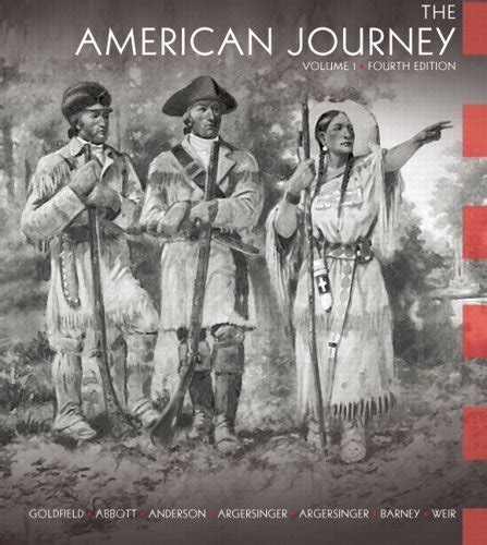 1 scavenger 2 journey volume 1 books the american journey volume 1 by david goldfield isbn