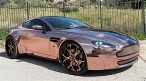 Gold Aston Martin Dub Magazine Gold Aston Martin Vantage Forgiatos