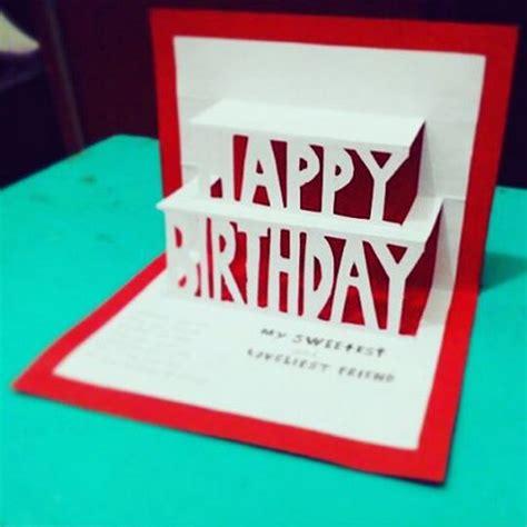 Kartu Ucapan Gift Card 1pcs kartu ucapan pop up 3d gift card pop up 3d halyangkusuka