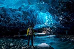 cave iceland ice caves tunnels in iceland ice caving in icelandic glaciers