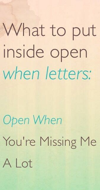 Gift Letter Boi 1000 Ideas About Open When Letters On Open When Boyfriend Presents And Letter For