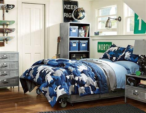 Boys Bedroom Furniture Uk by Boys Room With Metal Furnature Industrial Looking