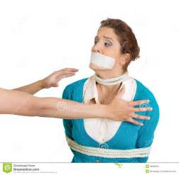 kidnap hostage situation stock photo image 36989290