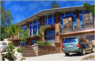 split level style homes home exterior design ideas let s build a split level house part 1 house 26 youtube